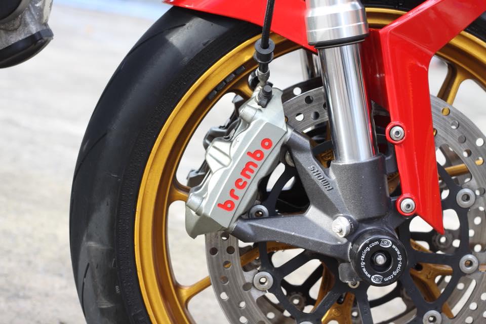 Ducati Monster 796 nang cap day noi bat tren dat Thai - 12