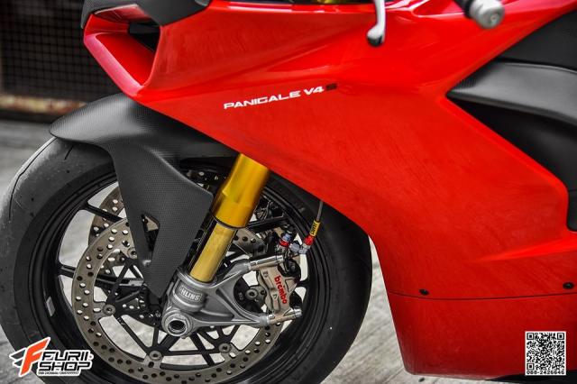 Ducati Panigale V4S hoan hao voi nhung nang cap tinh te - 3
