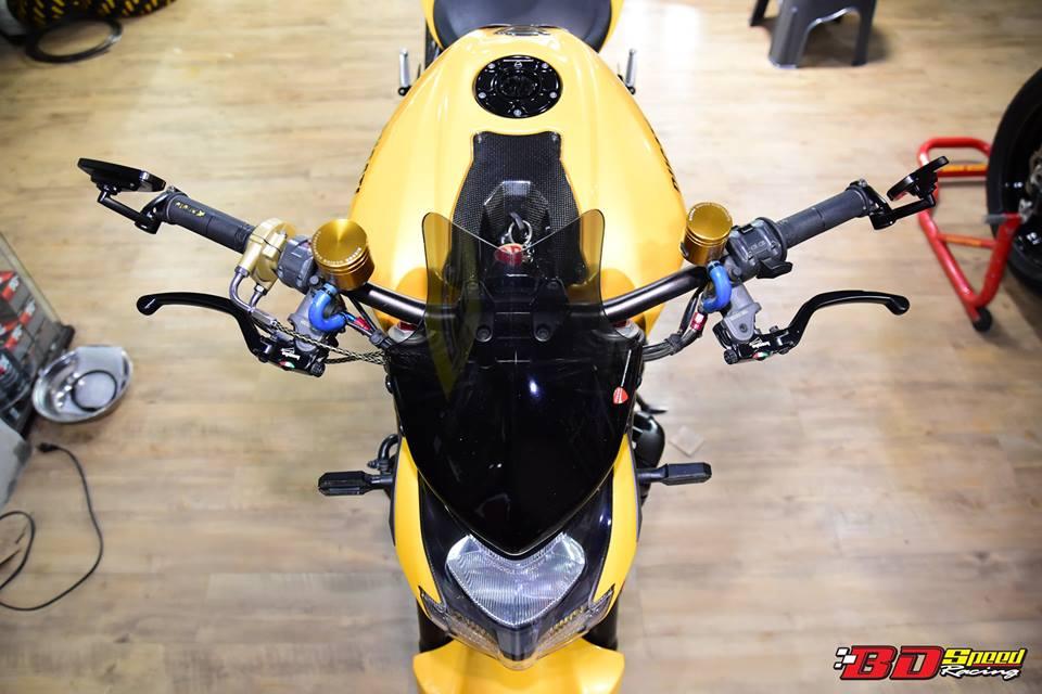 Ducati Streetfighter 848 cuc ngau sau khi duoc nang cap do choi