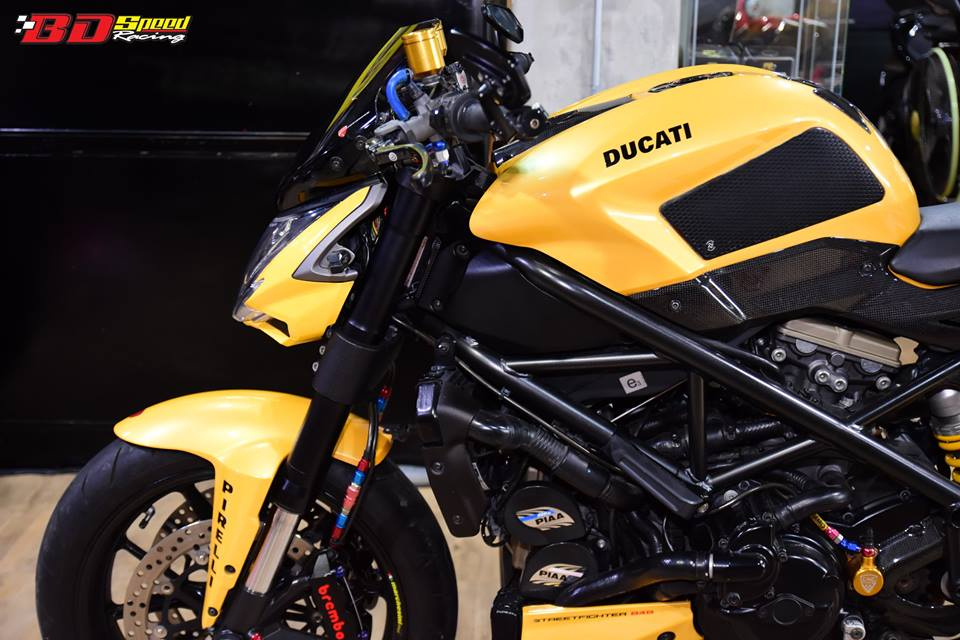 Ducati Streetfighter 848 cuc ngau sau khi duoc nang cap do choi - 5