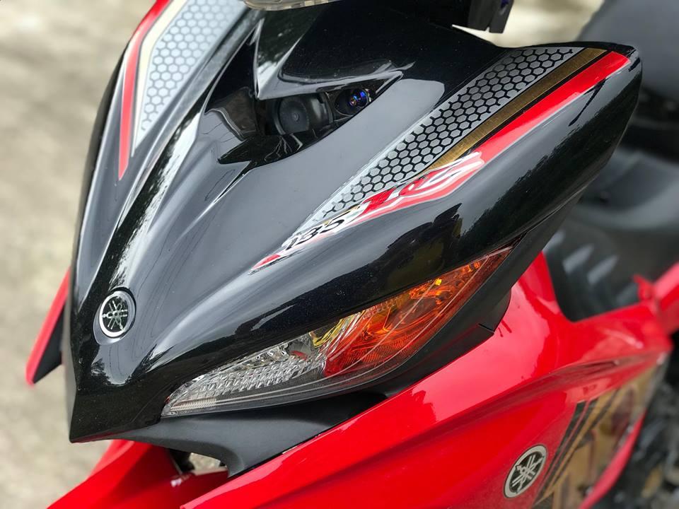 Exciter 135 do phong cach Lc135 cua Yamaha Malay