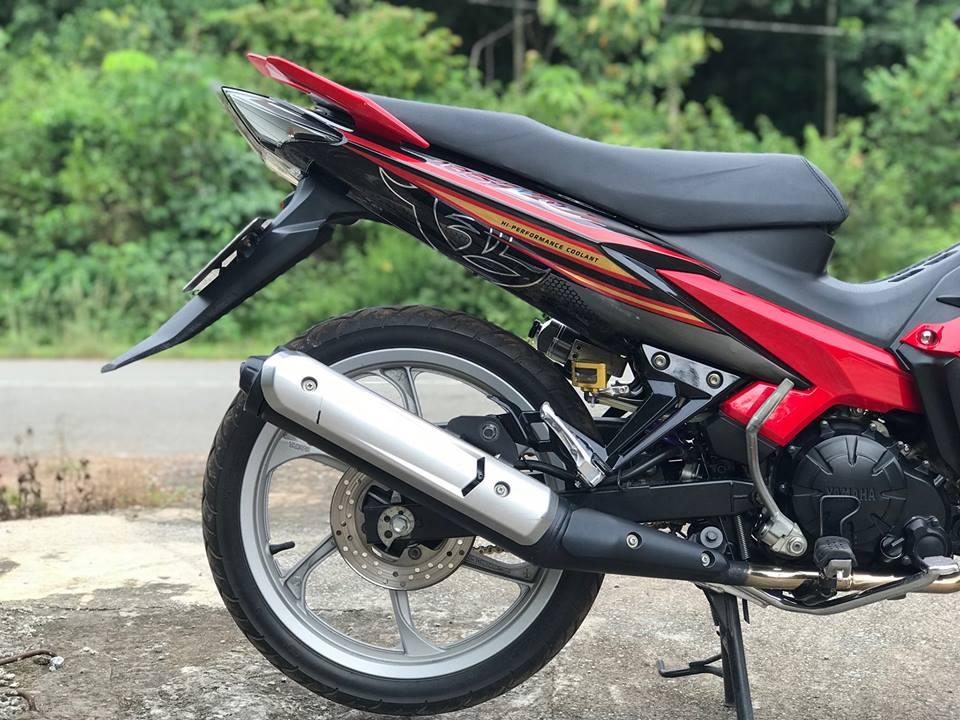 Exciter 135 do phong cach Lc135 cua Yamaha Malay - 7