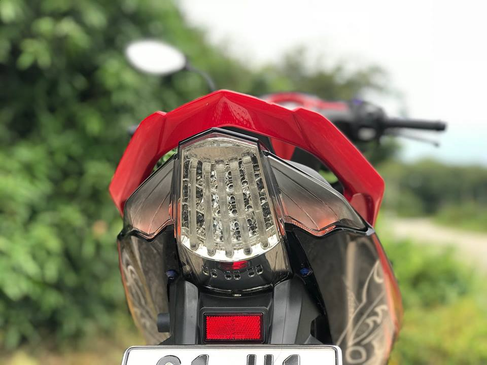 Exciter 135 do phong cach Lc135 cua Yamaha Malay - 9