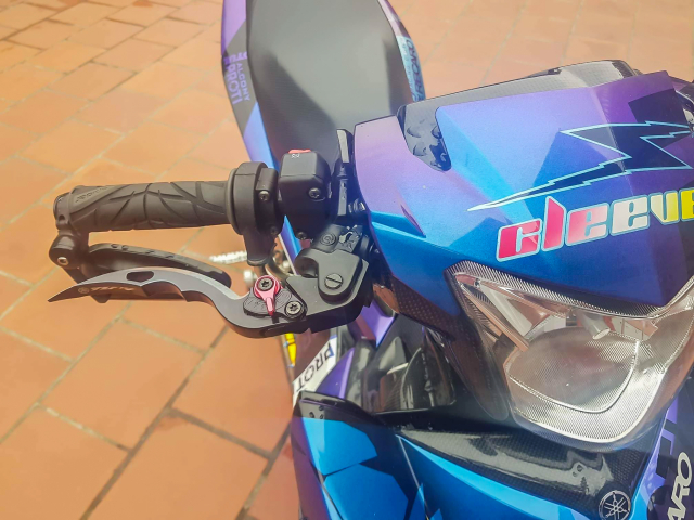Exciter 150 do dat giai nhi Fest 2018 mien Bac voi dan chan Ducati 1299 panigale S - 4