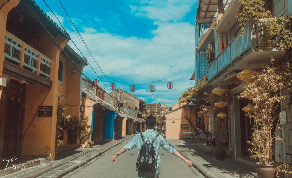 Clip Hanh trinh kham pha Hoi An day thu vi cua chang trai 9X - 3