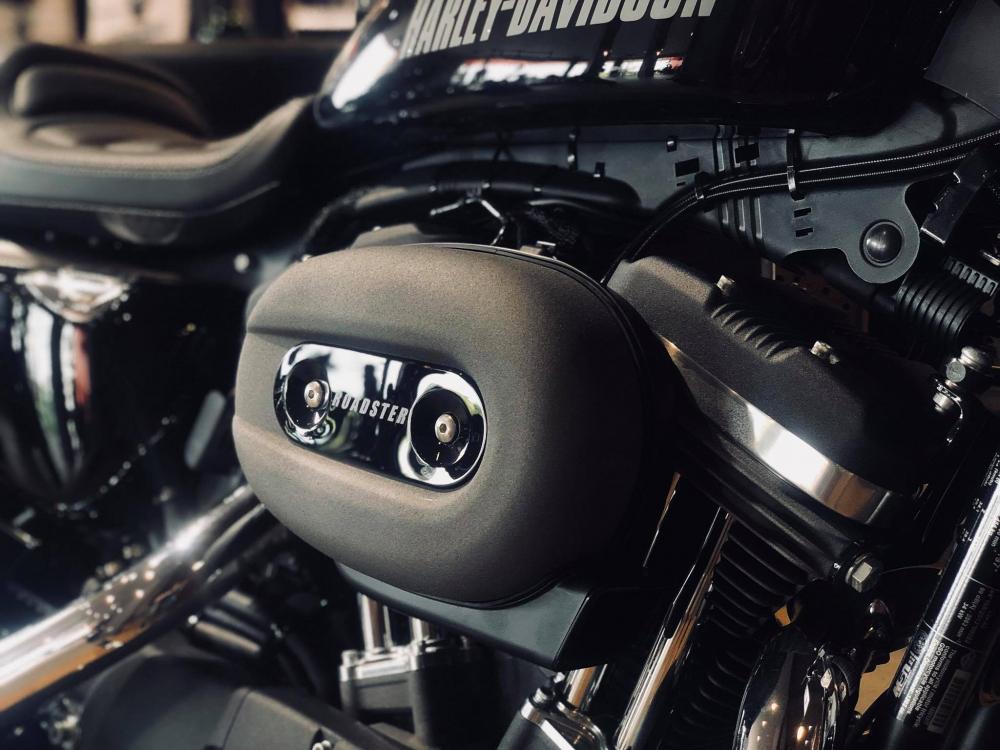Harley Davidson Roadster Vivid Black 0906261092 Lan - 4