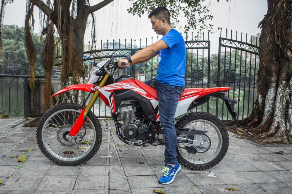 Honda CRF 150L - 11