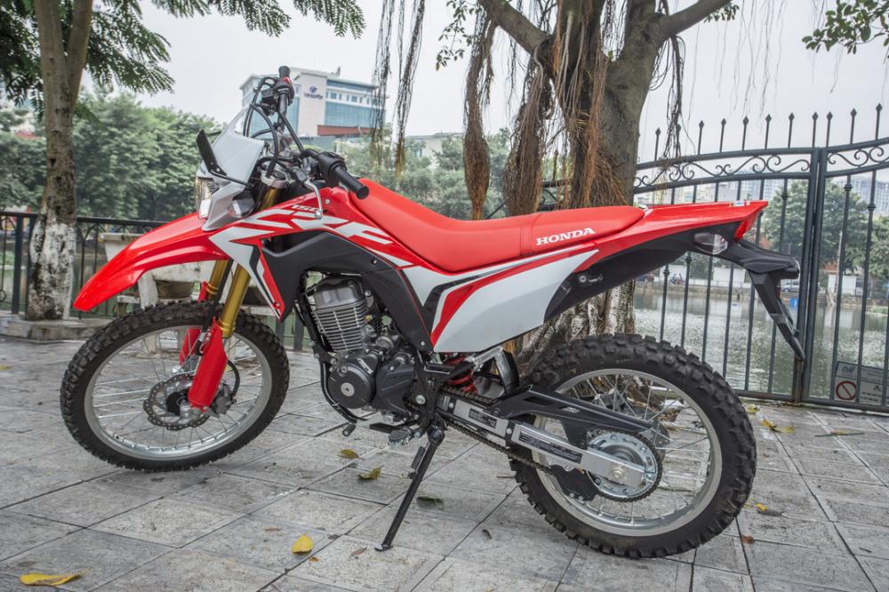 Honda CRF 150L - 15