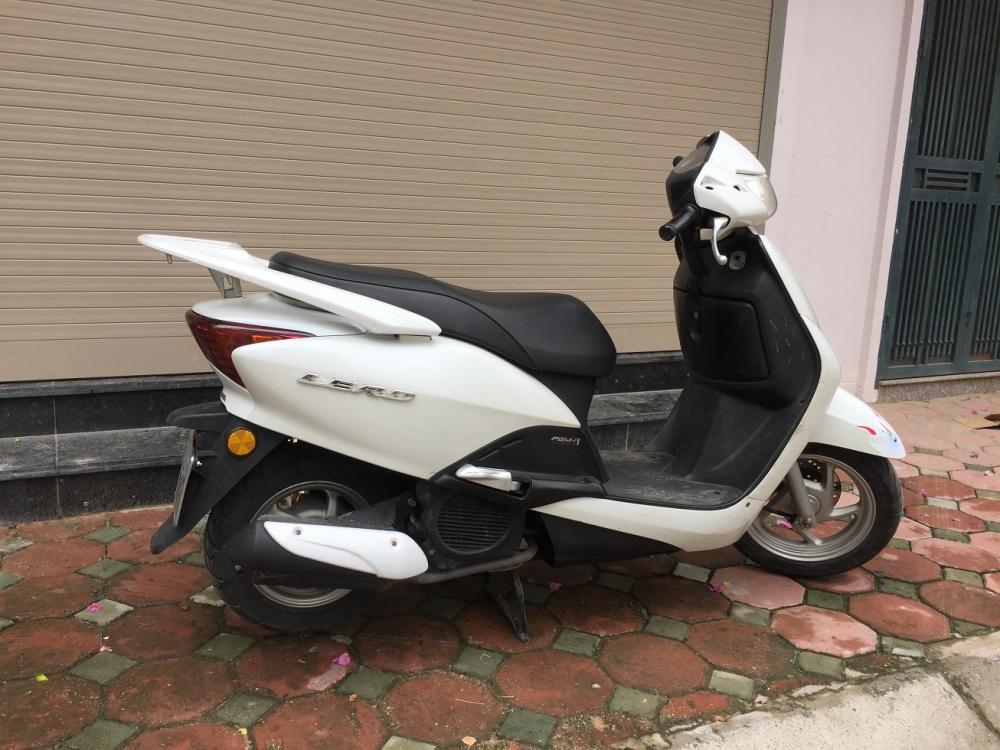 HONDA SCR Doi 2008 Bien Nam so Mau trang Nu su dung Gia 14tr500