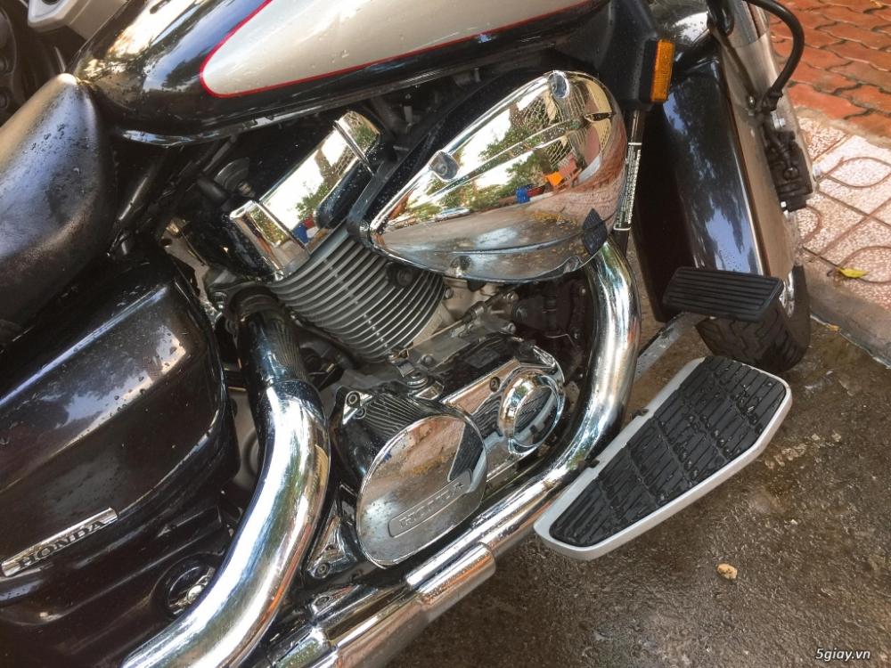 Honda Shadow aero 750cc date 2008 Fi Xe hai quan chinh ngach - 3