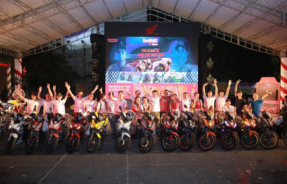 Honda Viet Nam mang MotoGP 2018 tro lai voi khan gia Can Tho - 3