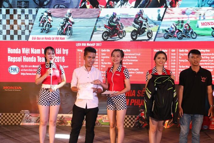 Honda Viet Nam mang MotoGP 2018 tro lai voi khan gia Can Tho - 4