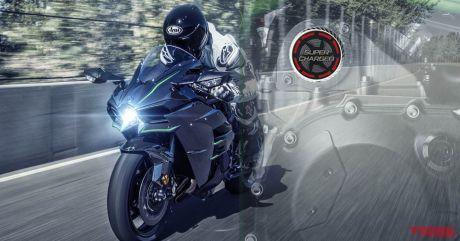 Kawasaki cho ra mat Ninja H2 2019 nang suc manh len den 231PS vao ngay 178 toi