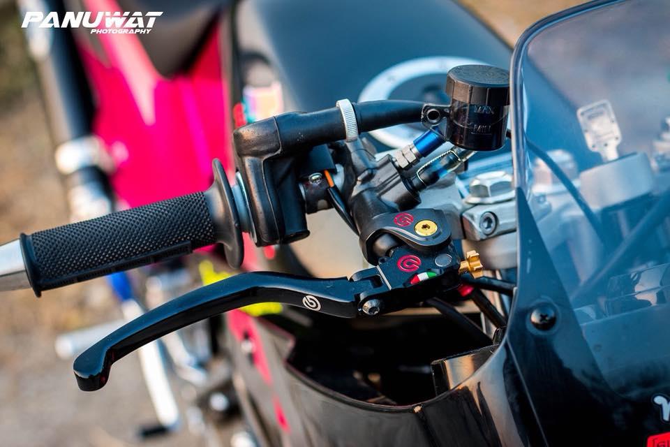 Kawasaki Kips 150 do bo banh sieu ben khien nguoi xem hot hoang - 4