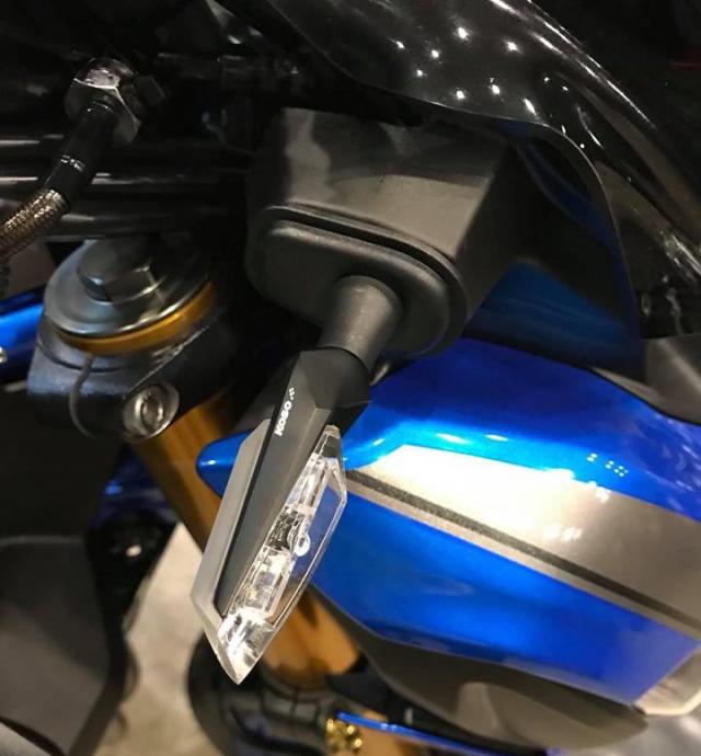 Kawasaki Z900 ban do don gian pha cach voi dan do choi CNC - 4