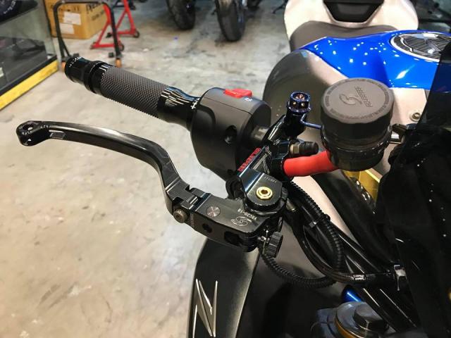 Kawasaki Z900 ban do don gian pha cach voi dan do choi CNC - 6