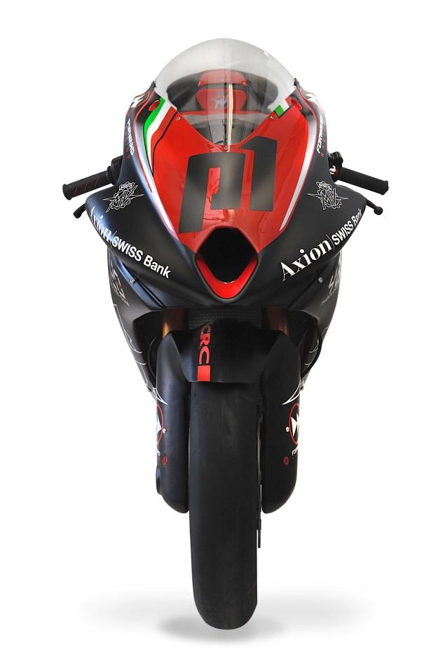 MV AGUSTA phat hanh mau xe dua Moto2 2019 - 3