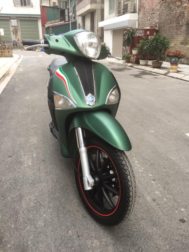 Rao ban Liberty S 125ie xanh mo chinh chu cuc dep 2012 25tr500 - 5