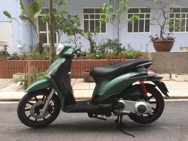 Rao ban Liberty S 125ie xanh mo chinh chu cuc dep 2012 25tr500 - 6