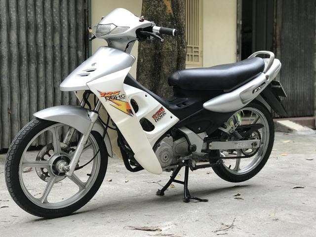 Suzuki FX 125cc mau ghi bac nguyen ban cuc chat doi chot