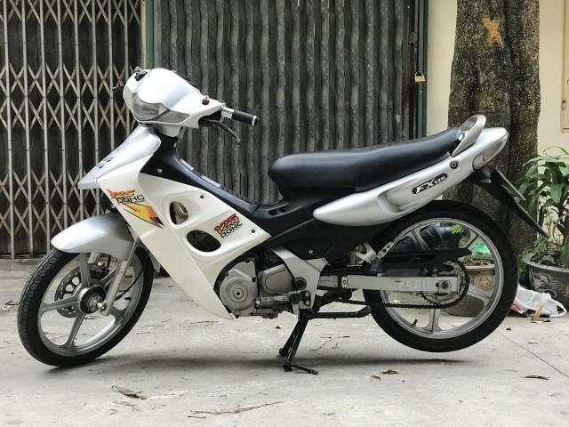 Suzuki FX 125cc mau ghi bac nguyen ban cuc chat doi chot - 2