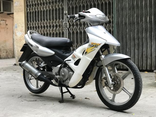 Suzuki FX 125cc mau ghi bac nguyen ban cuc chat doi chot - 3