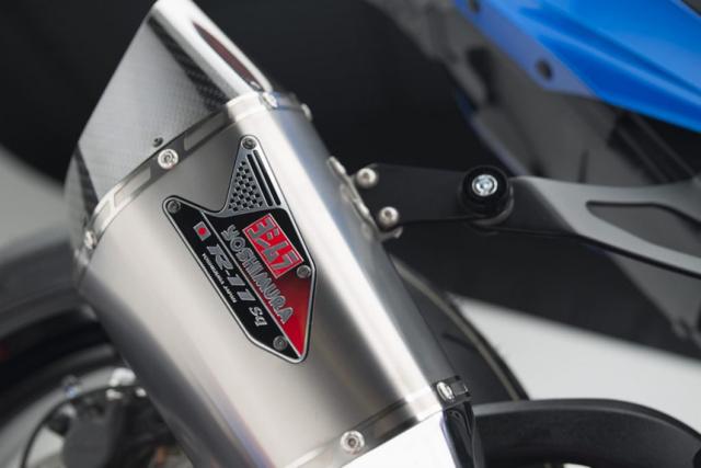 Suzuki GSXR1000R Phien ban BSB Raplica gioi han tri gia gan 600 trieu VND - 5