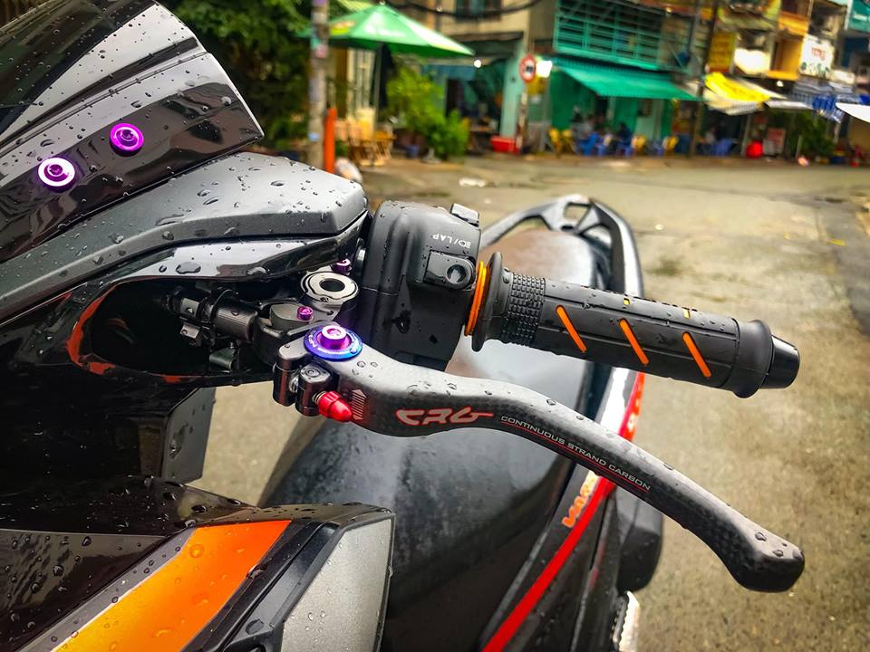 Vario 150 2018 do option khung nam cho lay bien so - 6