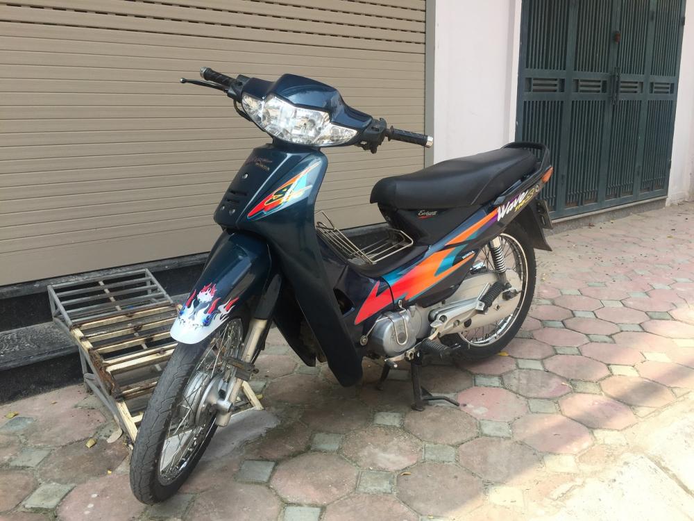 WAVE THAI 100 dan tem 110 bien 29K Bon so chat luong cuc tot - 2