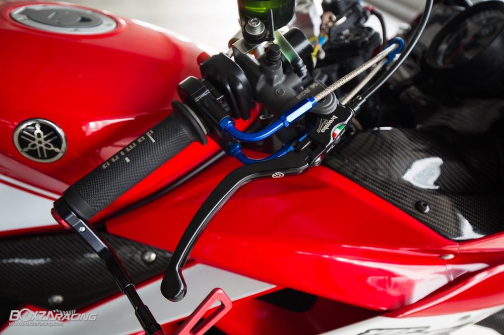 Yamaha R15 do mang option do choi dam chat the thao cua biker Thai - 4