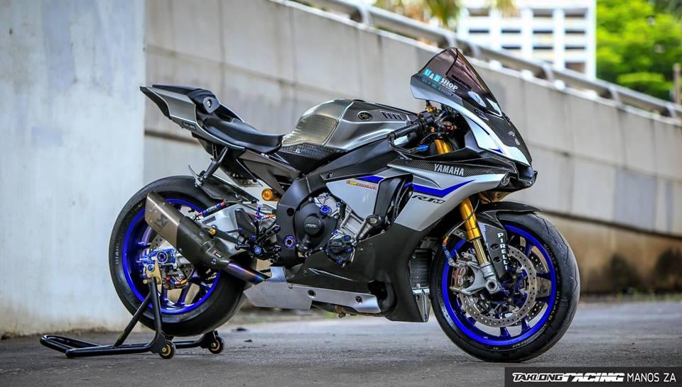 Yamaha R1M sieu mo to gioi han do cuon hut voi dan option hang nang - 14