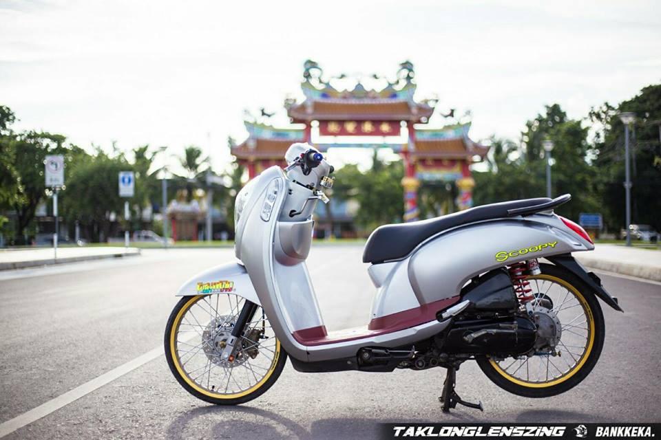 Scoopy do dan chan mong khong tuong cua dan choi Thai - 6