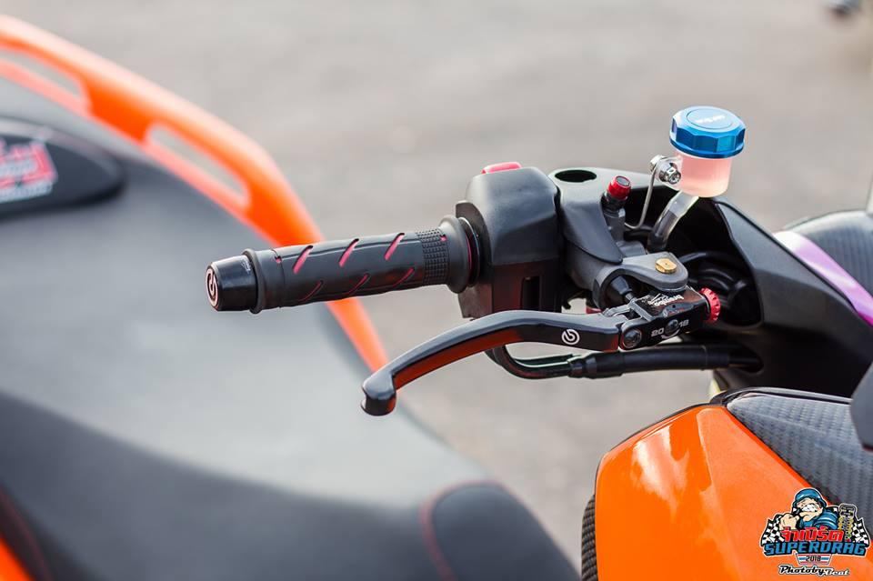 Yamaha X Max 300 do mang hoi tho khoc thet tren dat Thai - 5