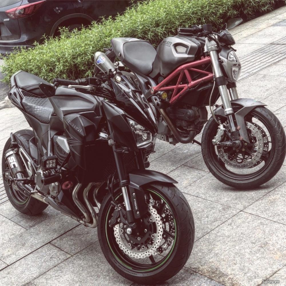 Z800 ABS 2015 Black - 11