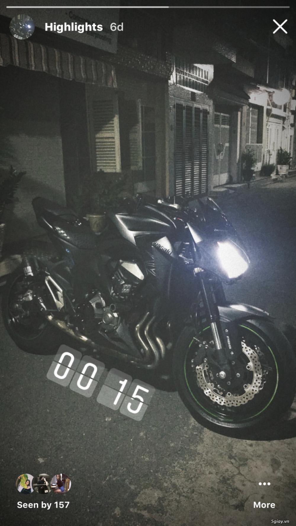 Z800 ABS 2015 Black - 15