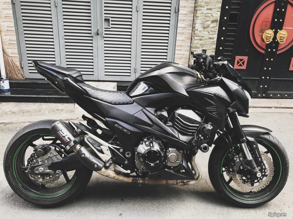 Z800 ABS 2015 Black - 6