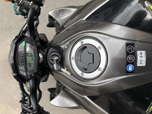 __ Ban kawasaki Z1000 R ban dat biet ABS odo 2000km HQCN DKLD T72017 xe keng nhu xe thung - 3