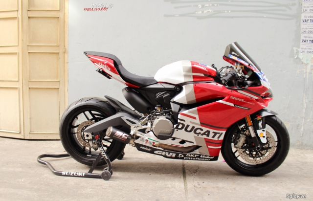___ Can Ban ___DUCATI 959 Panigale ABS 2018___ - 5
