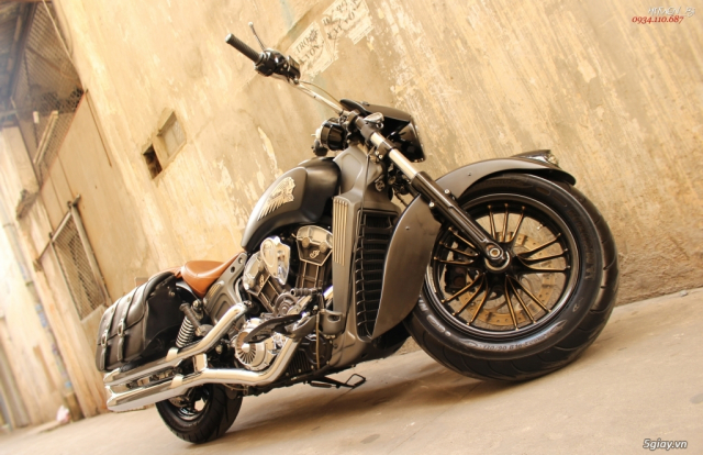 ___ Can Ban ___INDIAN Scout 1200cc 2015___ - 3