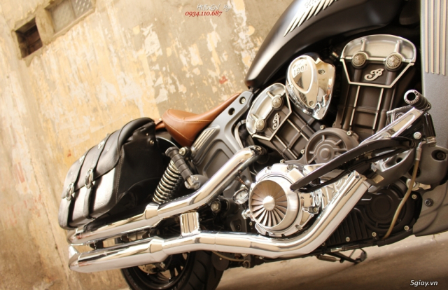 ___ Can Ban ___INDIAN Scout 1200cc 2015___ - 5