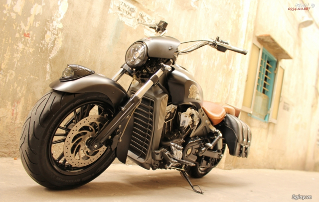 ___ Can Ban ___INDIAN Scout 1200cc 2015___ - 7