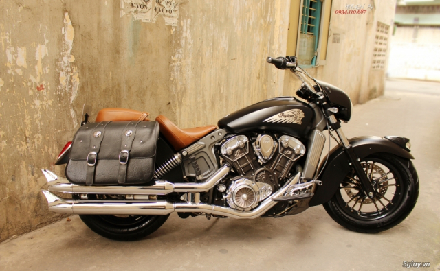 ___ Can Ban ___INDIAN Scout 1200cc 2015___ - 6