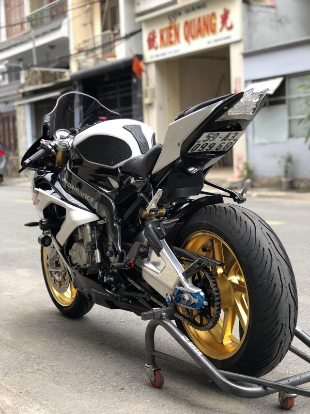 __Ban BMW S1000RR ABS date 92016 HQCN phien ban Chau Au Mam 7 cay Full Opstionodo hon 3500km - 3