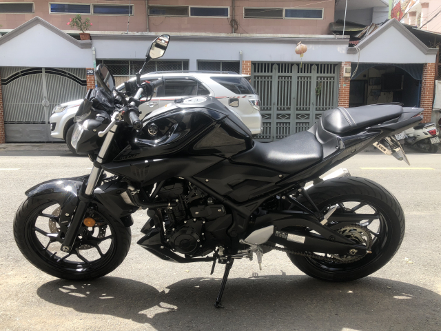 __Can Ban Yamaha MT03 ABS 320cc Mau Den date 82017 HQCNodo 5000km ngay chu dung ban - 8