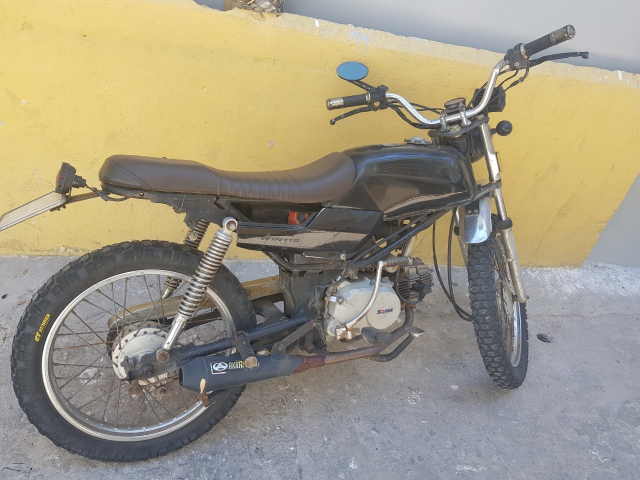Ban xe Win 100cc cuc chat - 2