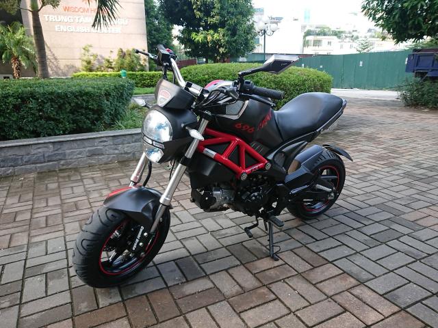 Ban YMH Ducati mini nhap Thai lan 2018 moi nguyen di dc 3000km chinh chu - 6