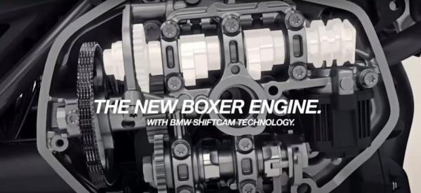 BMW R1250GS so huu he thong dong co moi Shift Cam Boxer