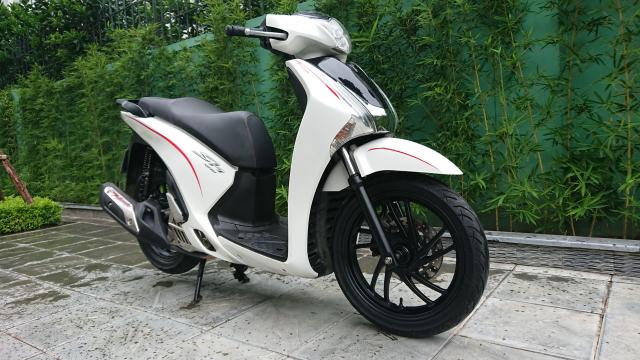 Can ban Honda Sh 125i Viet 2015 Sporty cuc moi chinh chu HN 64tr500 - 4