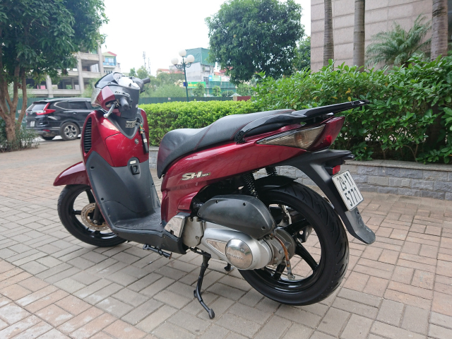 Can ban Honda Sh 150i do man bien HN chinh chu su dung nguyen ban - 5