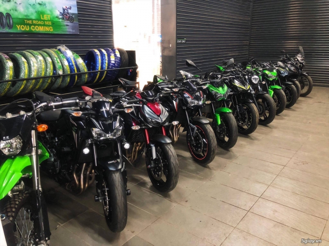 Can ban Kawasaki Z900 2018 gia cuc re - 4